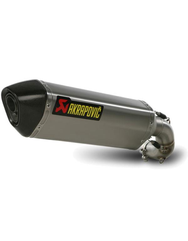 Silencieux Akrapovic SH10SO7THTC / SH10SO7THTT pour HONDA CB 1000R 2008-2010 SLIP-ON