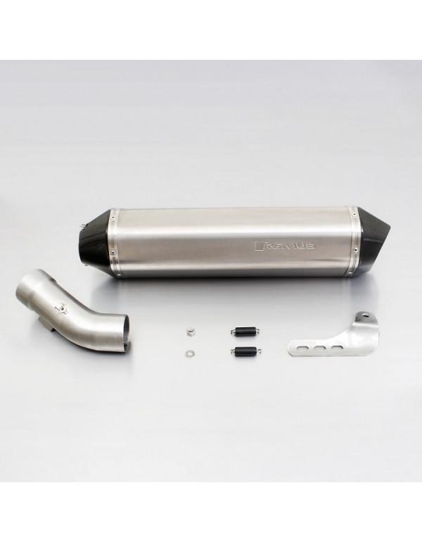 Pot d'échappement Remus hexacone titane pour BMW R1200RT 2010-2013