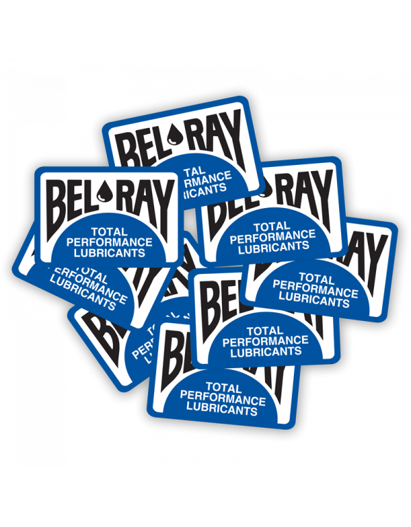 Autocollants stickers Bel Ray