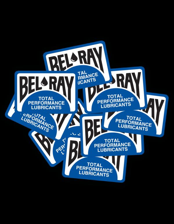 Autocollants stickers Bel Ray