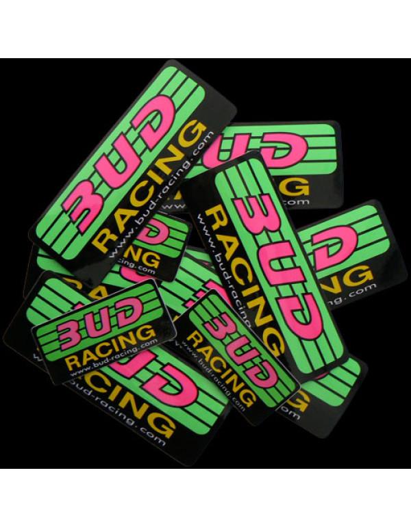 Stickers BUD RACING