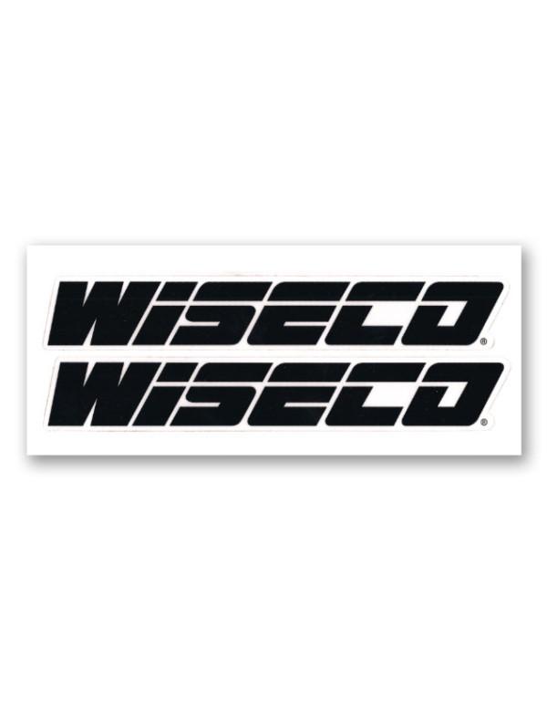 Stickers Wiseco en vinyle épais