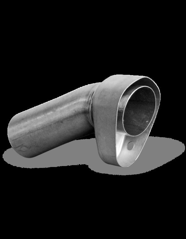 Chicane Akrapovic V-TUV052L/2