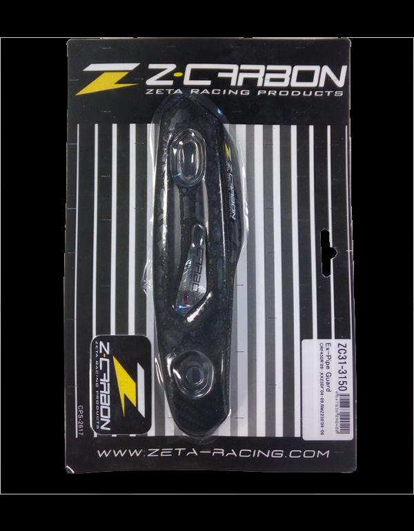 Protection de collecteur Carbone pour Suzuki RMZ 250 04-06