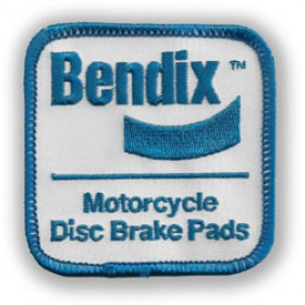 Badge bendix à coudre