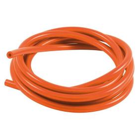 Durite / tuyau de mise à l'air souple orange diamètre intérieur = 5mm