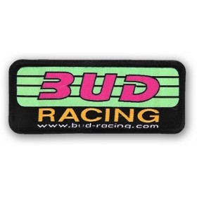 Ecusson Bud Racing