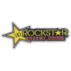 Ecusson Rockstar