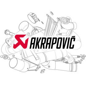 Patte de fixation de silencieux Akrapovic P-MBB10R3/1