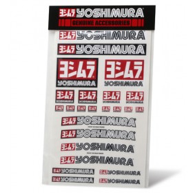 Planche de stickers Yoshimura