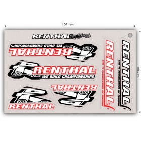 Planche stickers Renthal