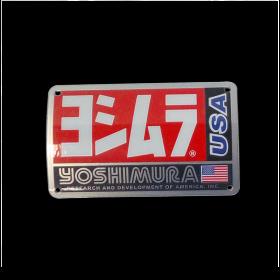 Plaque pour pot Yoshimura TRS