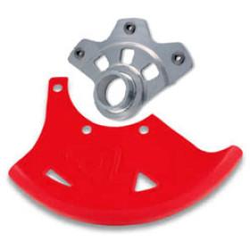 Protège disque de frein arrière+ fixation Acerbis