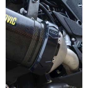 Protection pour pot hexagonal Akrapovic