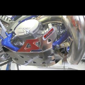 Sabot de protection moteur pour SHERCO SE 250/300 2014