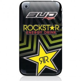 Sticker Rockstar / Bud pour Iphone 3G / 3GS