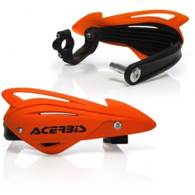 Protège-mains Acerbis TRI FIT orange