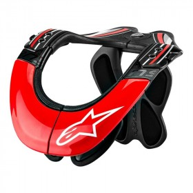 Neck brace Protection cervicale Alpinestars Bionic carbone
