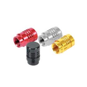 Bouchons de valve anodisés