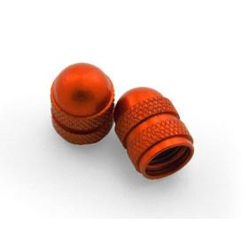 Bouchons de valve oranges