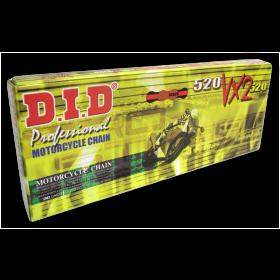 Chaîne moto D.I.D. 520 VX2
