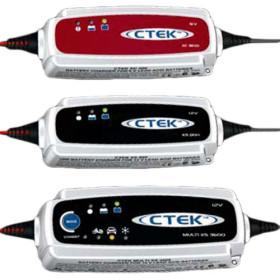 Chargeur de batterie moto 12v et 6V Ctek