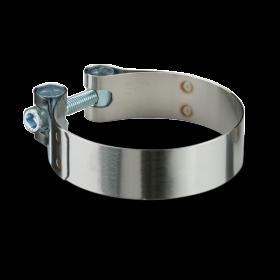 collier d'échappement inox 66 à 71mm