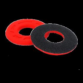 donuts PROGRIP rouge (la paire)