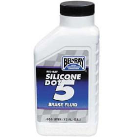 DOT 5 silicone brake fluid