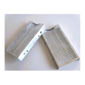 Grilles de protections de radiateurs Meca'system enduro BETA