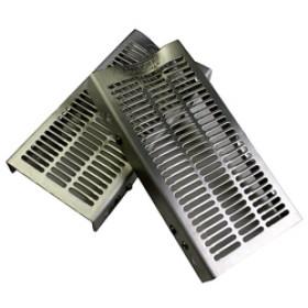 Grilles de protections de radiateurs Meca'system enduro GAS GAS