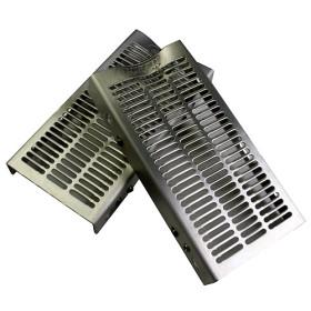 Grilles de protections radiateurs pour GAS GAS  125/200/250/300/400/450   2007-2009