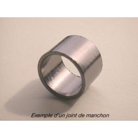 JOINT DE MANCHON D'ECHAPPEMENT 46.5X55X25MM