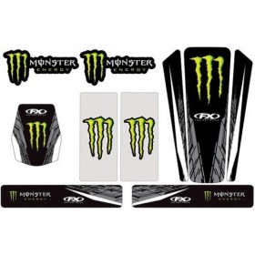 Kit déco universel Monster energy Factory Effex