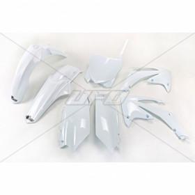 kit plastique complet pour CRF 250 R 11 - Blanc