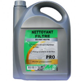 Nettoyant filtre à air moto enduro / cross biodégradable