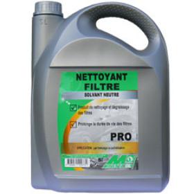 Nettoyant filtre à air moto enduro / cross biodégradable