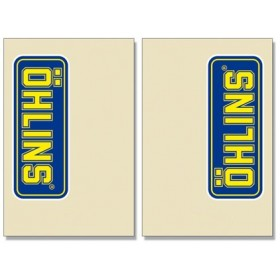 sticker protège fourche OHLINS