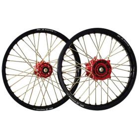 Paire de roues ENDURO 18x2.15 + 21x1.6 pour KTM