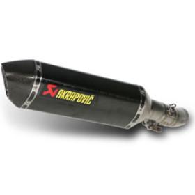 Pot d'échappement Akrapovic homologué SK10SO4HZC / SK10SO4HZT pour KAWASAKI ZX-10R (2008/2010)