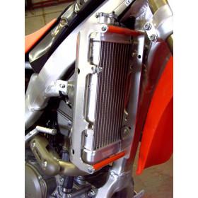 Protections de radiateurs pour HONDA CRF 450 2005-2008