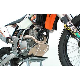 Sabot moteur pour KTM EXC-F 250 2008-2010