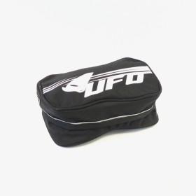 Sacoche Enduro noire pour Garde-boue arrière UFO