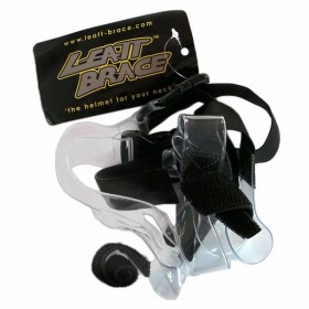 Sangle transparente pour Leatt Brace