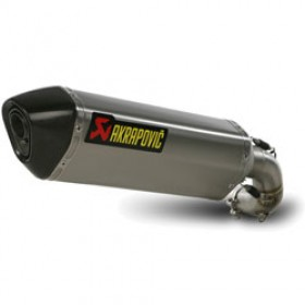Silencieux Akrapovic SH10SO7THTC / SH10SO7THTT pour HONDA CB 1000R 2008-2010 SLIP-ON