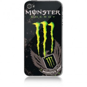 Sticker iphone 4 Monster