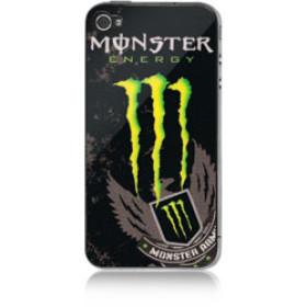 Sticker iphone 4 Monster