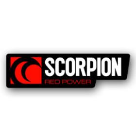 Sticker Scorpion exhaust