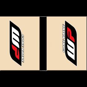 Stickers-de-tube-de-fourche-WP-Cone-Valve
