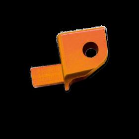 Embout de sélecteur - décalage +10mm Orange